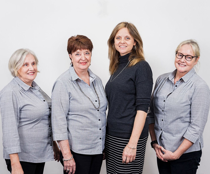 Our Administrative Staff
