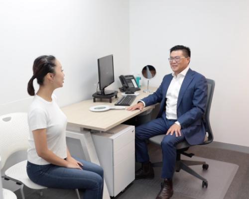 Your pre-facial consult